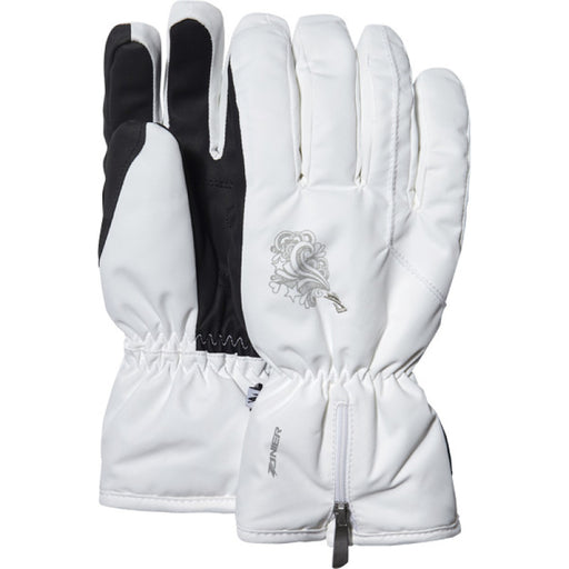 ZANIER LANDECK GTX WOMAN GORE-TEX Gloves Z-10 White