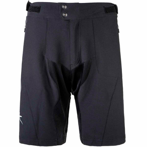 ENDURANCE Leichhardt M 2 in 1 Cycling/MTB Shorts Cycling 1001S Black