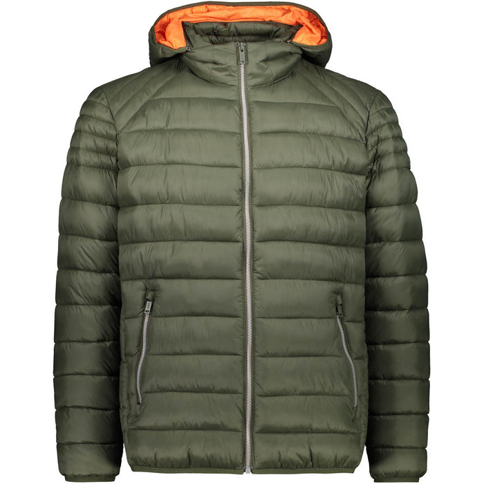 CMP Man Jacket - Thinsulate Featherless Jacket F977 Oil Green