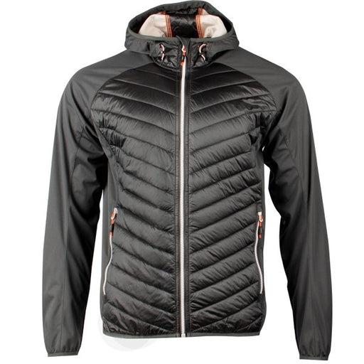CMP Man Jacket Hybrid Fix Hood WP 8000 Jacket U940 Jungle