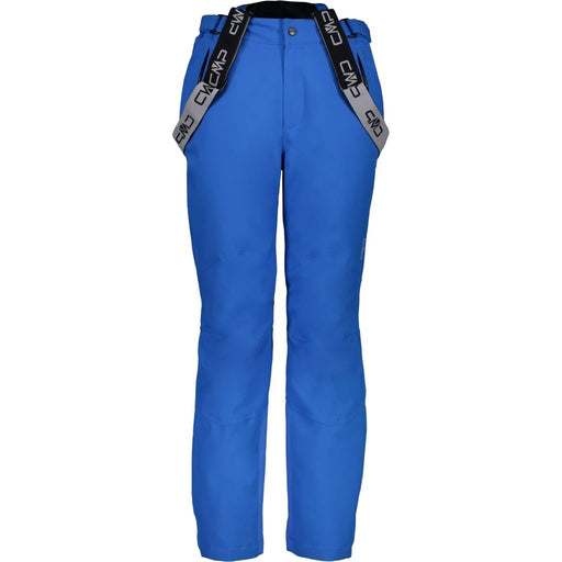 CMP Man Ski Pant 4-Way Stretch Ski Pant 89BG Royal