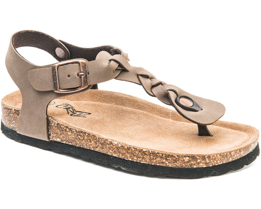 CRUZ Marikina W Cork Sandal Sandal 3027 Timber Wolf