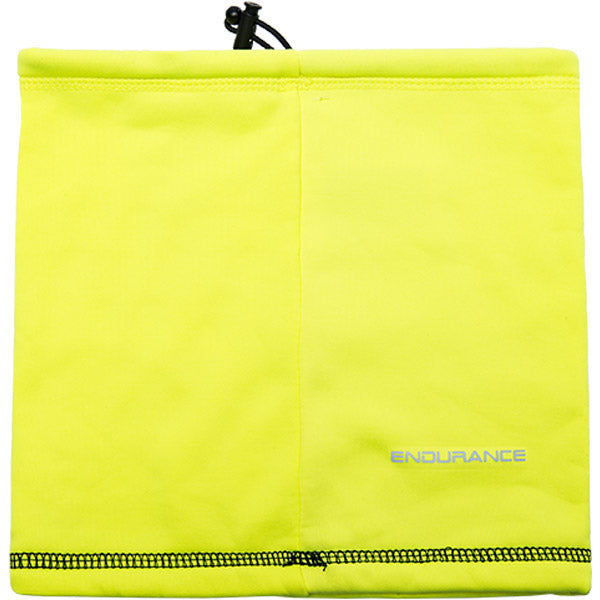 ENDURANCE Mathis Neck Gaitor Accessories 5001 Safety Yellow