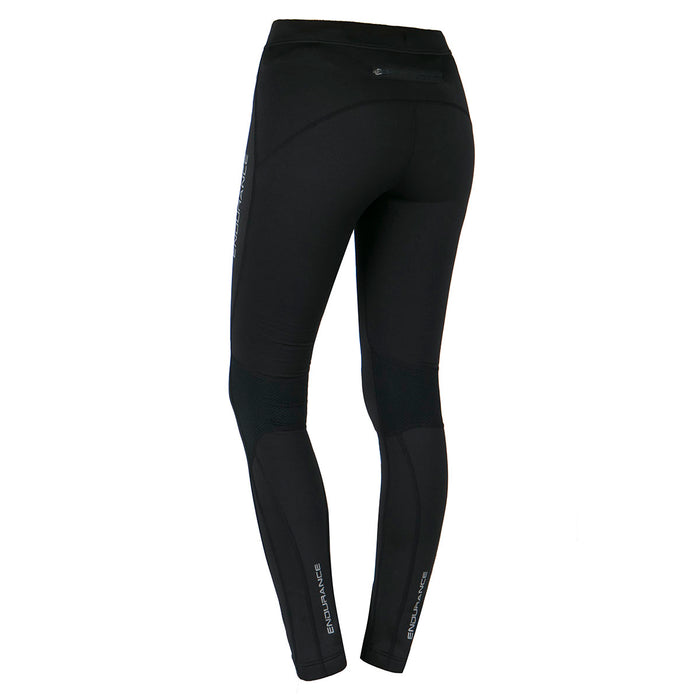 ENDURANCE Milano Jr. Unisex Winter Tights Tights 1001 Black