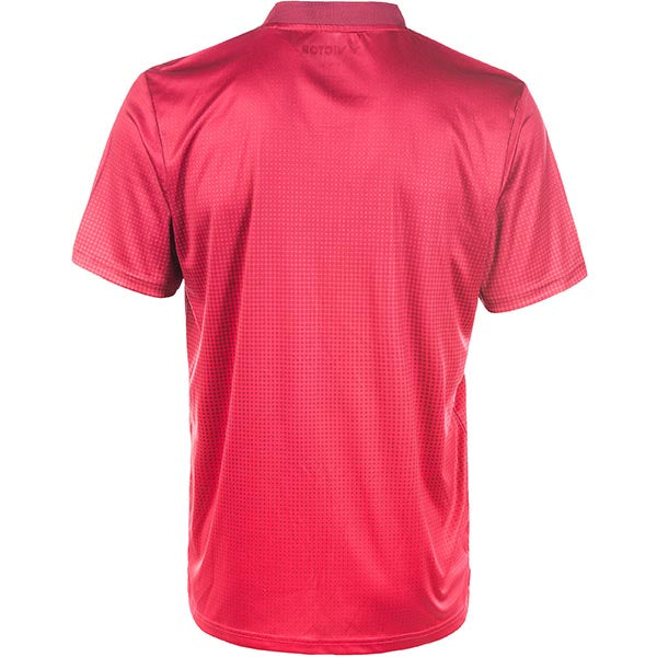 VICTOR Monviso M Tee T-shirt 4009 Chinese Red