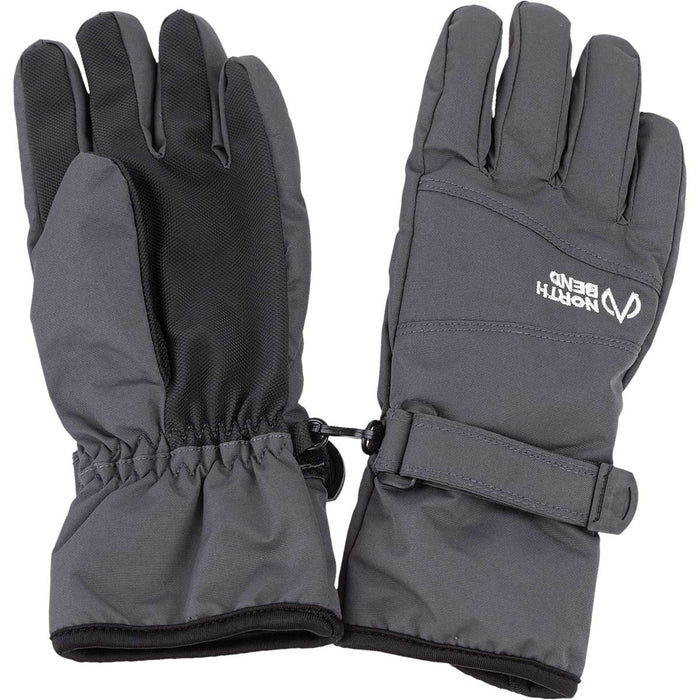 NORTH BEND NORTH BEND GUARD SKI GLOVE JR Gloves 448 BLUE INK