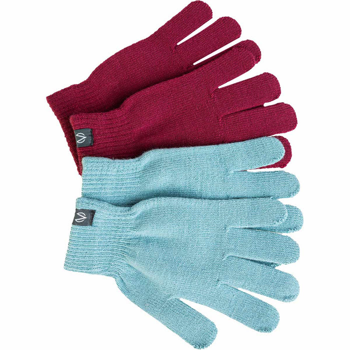 NORTH BEND NORTH BEND MAGIC GLOVE 2-PACK JR Gloves 485 BLUE PURIST