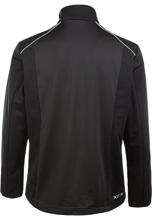 ENDURANCE Naval M XCS Softshell Jacket XCS 1001 Black