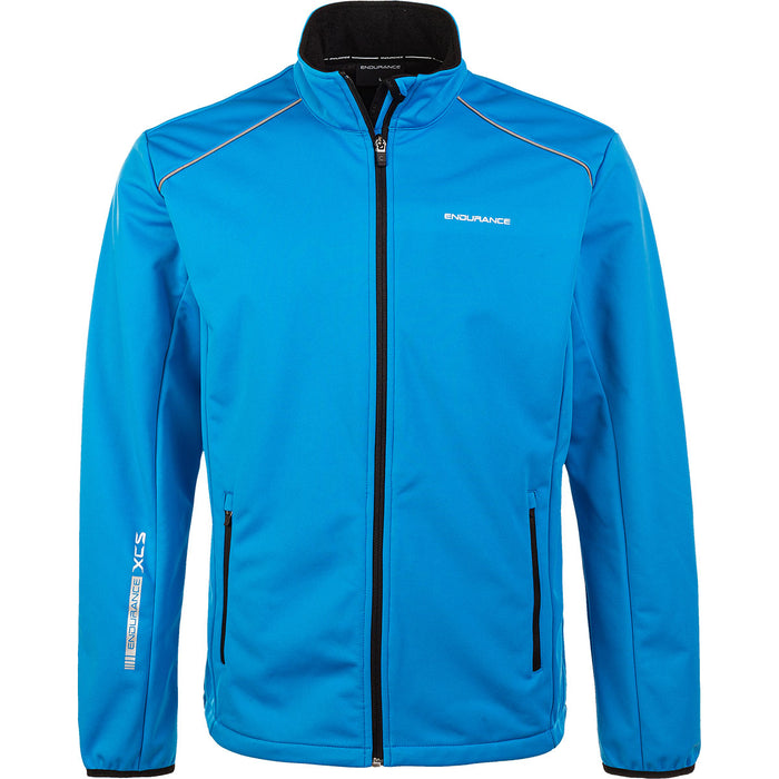 ENDURANCE Naval M XCS Softshell Jacket XCS 2062 Brilliant Blue