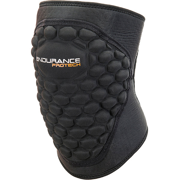 ENDURANCE PROTECH Knee Protection Protection 1001 Black