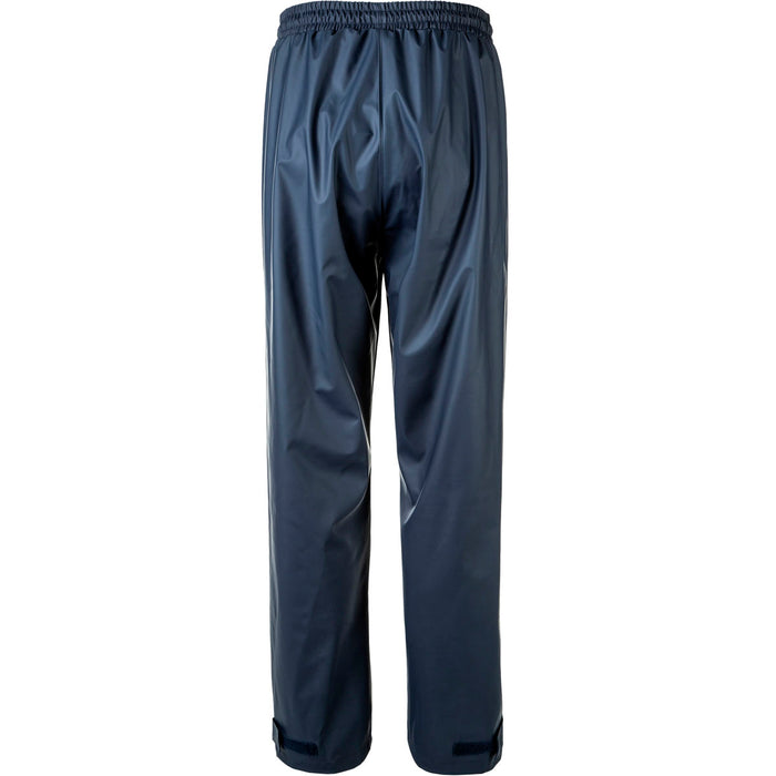 WEATHER REPORT PU Rain Pant M AWG 100 Navy