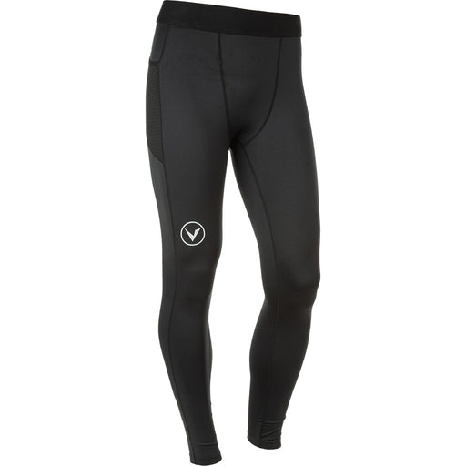 VIRTUS Bonder M Long Baselayer Tights W/Pocket Tights 1001 Black