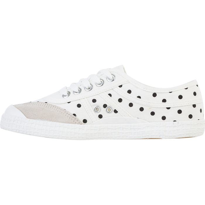 KAWASAKI Polka Canvas Shoe Shoes 1024 Marshmallow