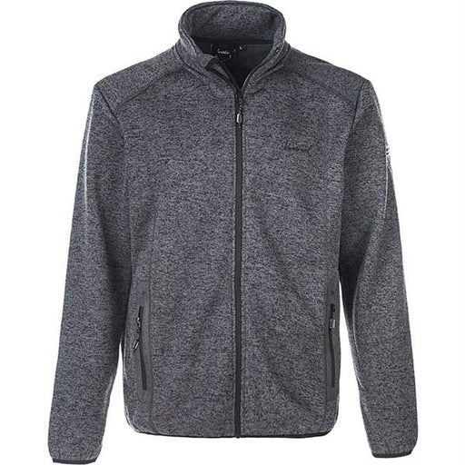 VERTICAL Polly M Fleece Jacket Fleece 1011 Dark Grey Melange