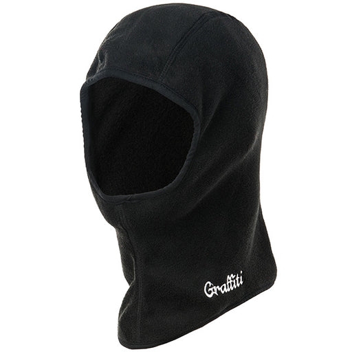GRAFFITI Pomona fleece balaclava Hoods 1001 Black