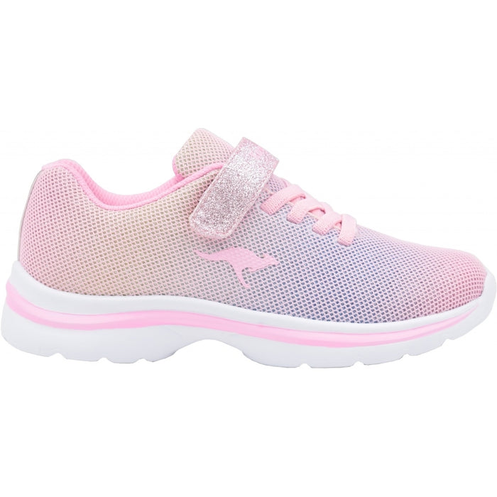 KangaROOS Kangashine EV II Shoes 6179 Frost Pink/Rainbow