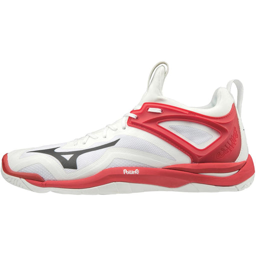 MIZUNO Wave Mirage 3 Shoes 08 White/Black/Red