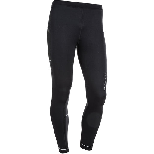 ELITE LAB Run Elite X1 M Windblock Tights Tights 1001 Black