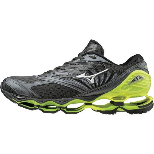 MIZUNO Wave Prophecy 8 Shoes 05 DShadow/Silver/SYellow