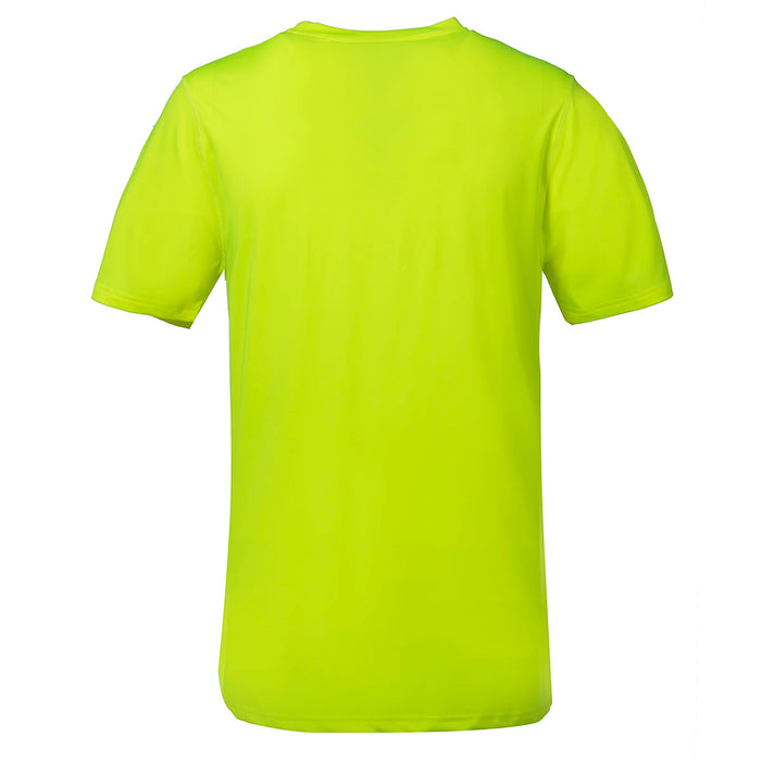 ENDURANCE Kulon M S/S Performance Tee T-shirt 5001 Safety Yellow