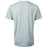 VIRTUS Sagay M Melange Logo Tee T-shirt 1005 Light Grey Melange