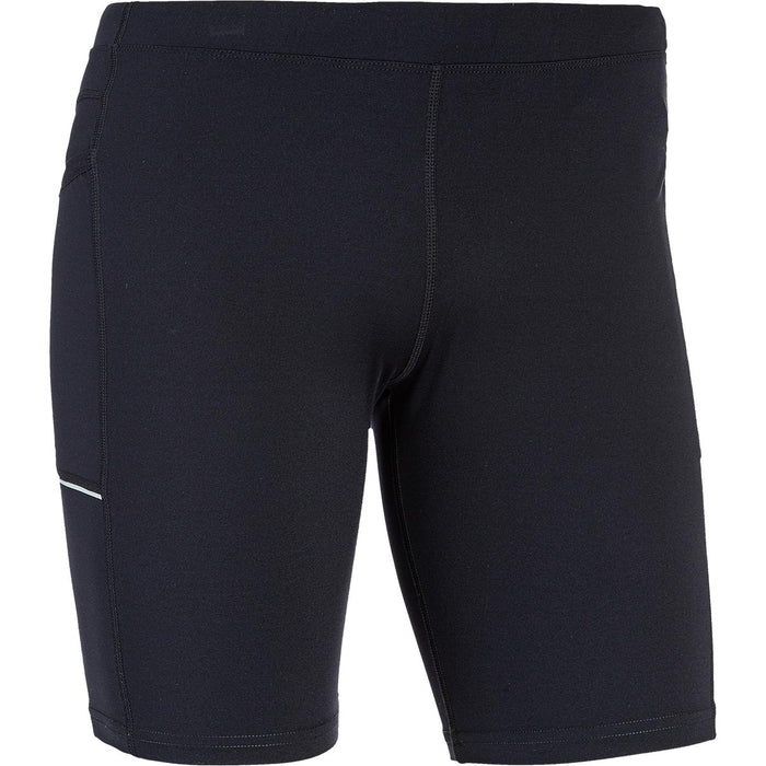 ENDURANCE Seilin Unisex Short Running Tights XQL Shorts 1001 Black