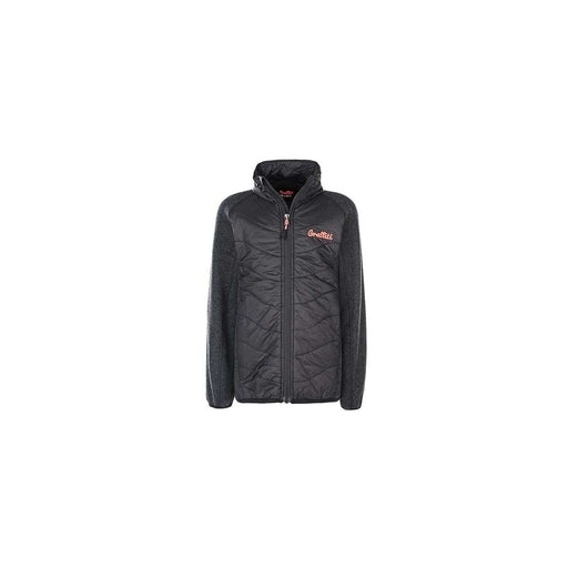 GRAFFITI Skikda Hybrid Fleece Jacket Fleece 1001A BlackA