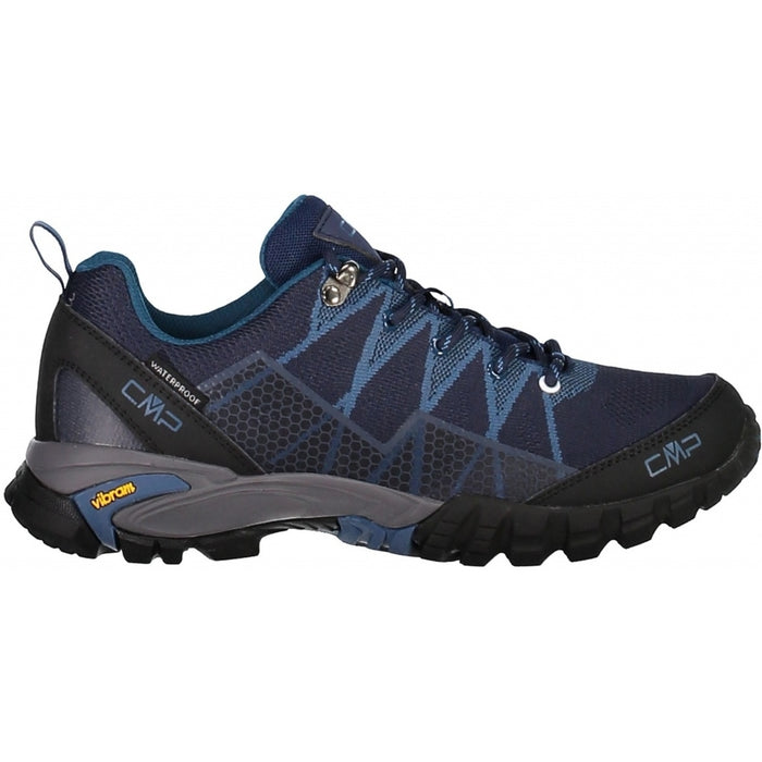 CMP Tauri Low Trekking Shoe WP Shoes N950 Black Blue