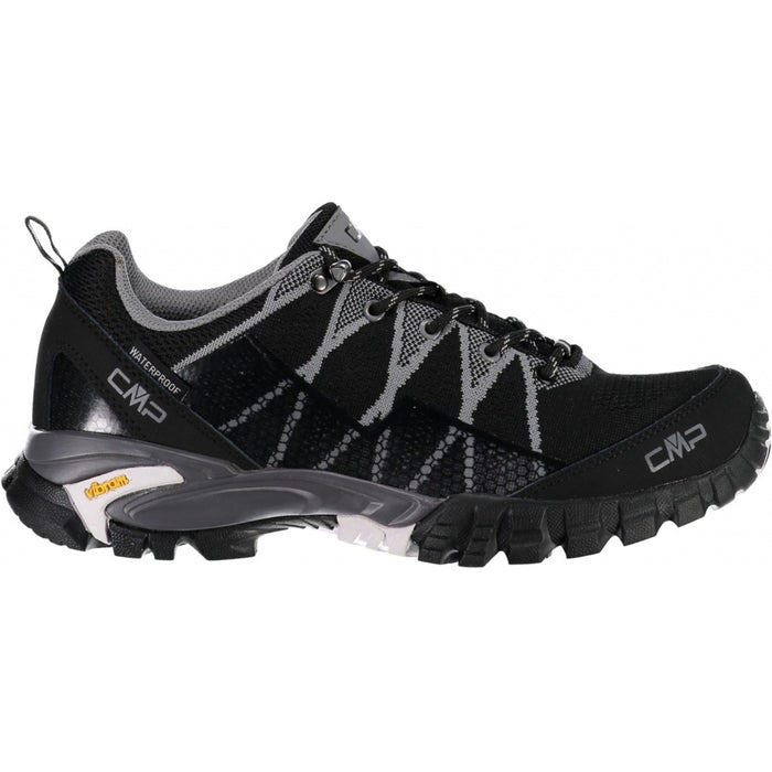 CMP Tauri Low Trekking Shoe WP Shoes U901 Nero