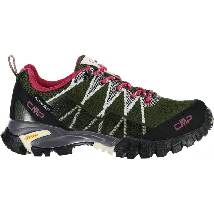 CMP Tauri Low Wmn Trekking Shoe WP Shoes F819 Olive