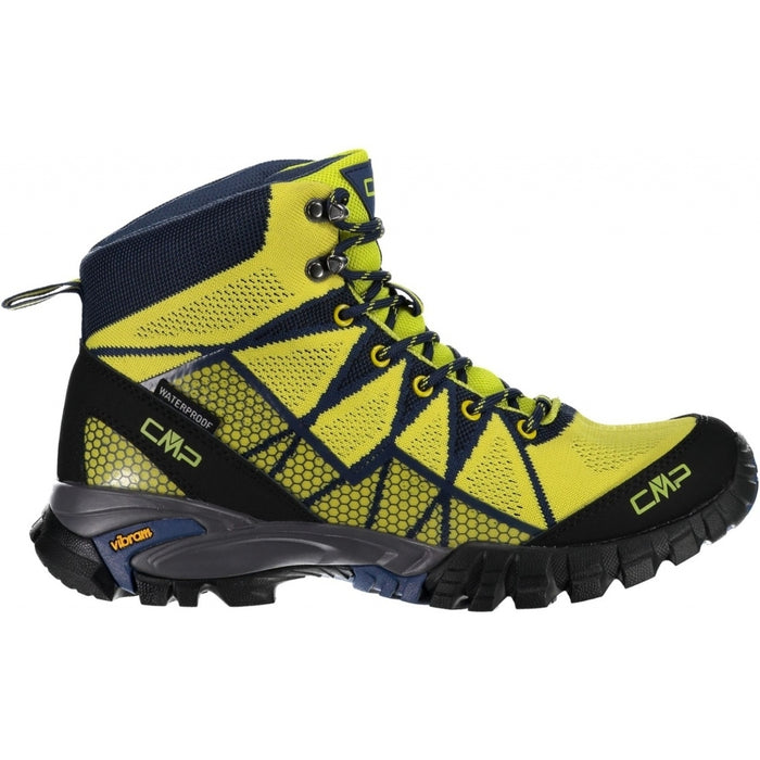 CMP Tauri Mid Trekking WP Shoes E358 Bamboo