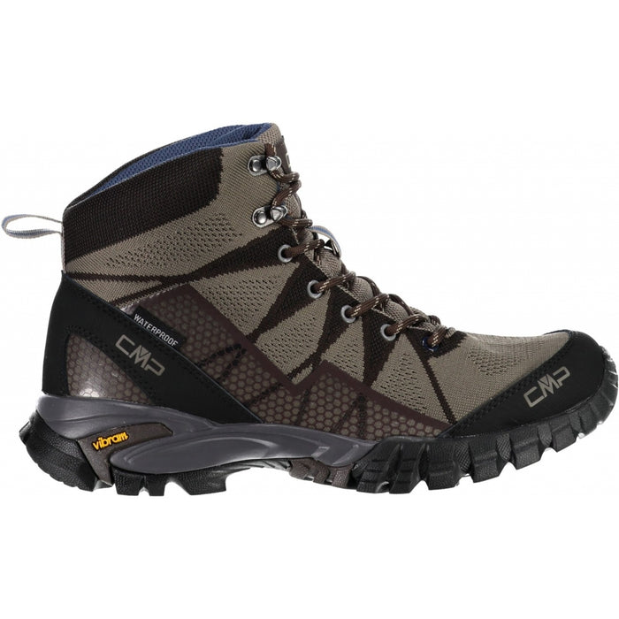 CMP Tauri Mid Trekking WP Shoes P816 Seppia