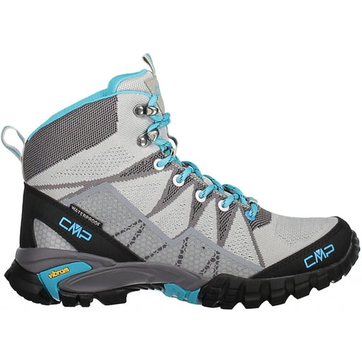CMP Tauri Mid Wmn Trekking Shoe WP Shoes A440 Ice