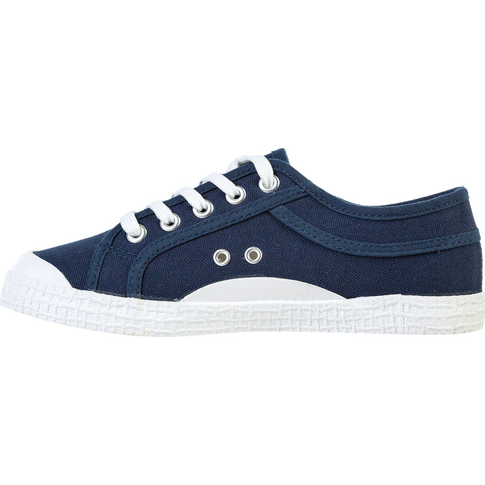 KAWASAKI Tennis Canvas Shoe Shoes 2002 Navy