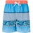 CRUZ Thanpaya M Printed Boardshorts Shorts 2082 Ibiza Blue