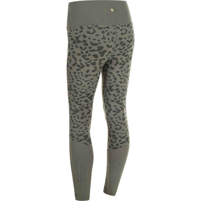 ATHLECIA Tianine W Printed Tights Tights 3052 Forest Night