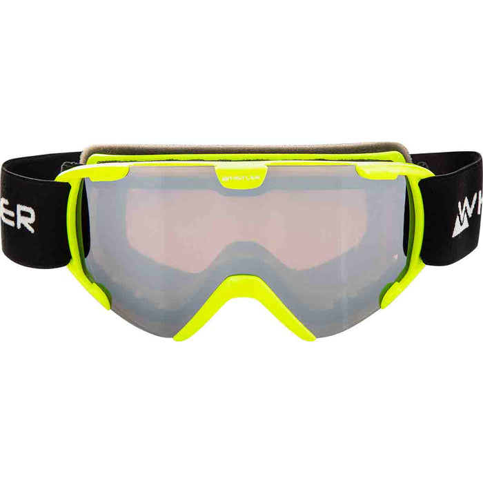 WHISTLER WS800 Jr. Ski Goggle Ski goggle 5001 Safety Yellow