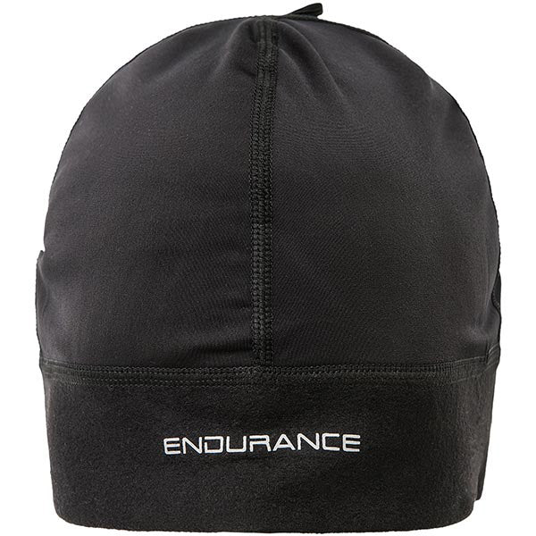 ENDURANCE Warwick Running Hat Accessories 1001 Black
