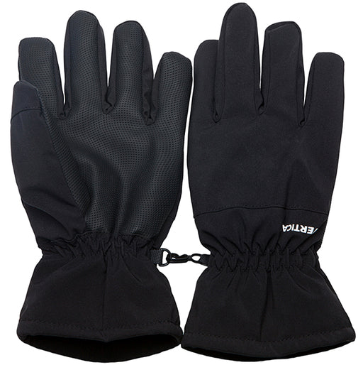 VERTICAL Wasco softshell glove Gloves 1001 Black