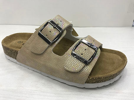 CRUZ Whitehill W cork sandal Sandal 1025 Moonlight