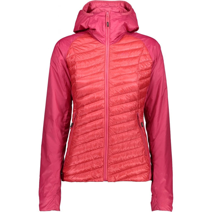 CMP Woman Jacket Zip Hood Jacket C799 Corallo