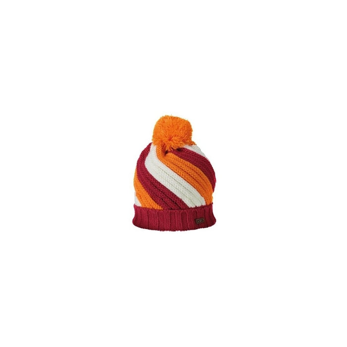 CMP Woman Knitted Hat Hoods C551 Orange