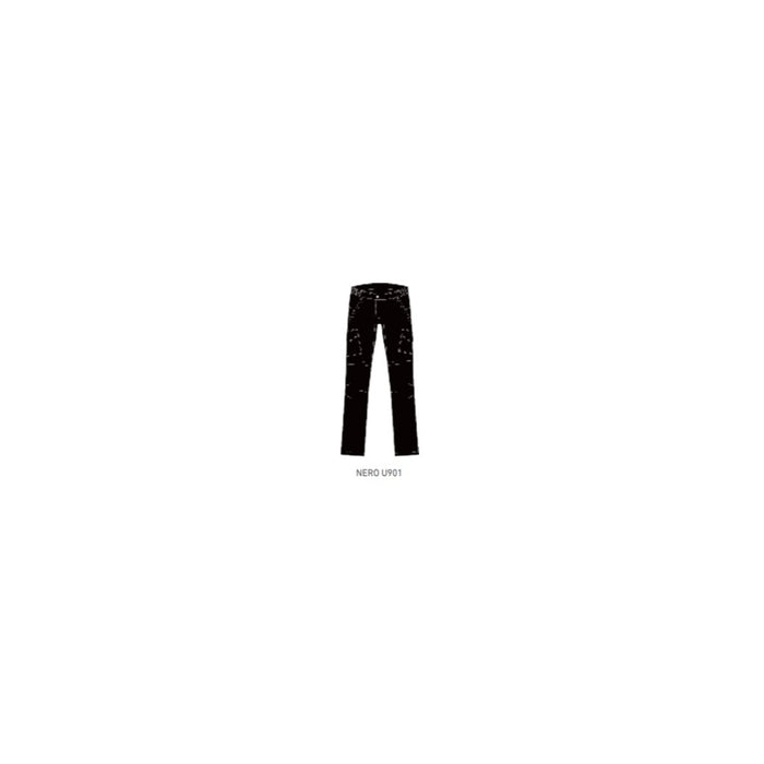 CMP Woman Pant Zip Off Pant U901 Nero