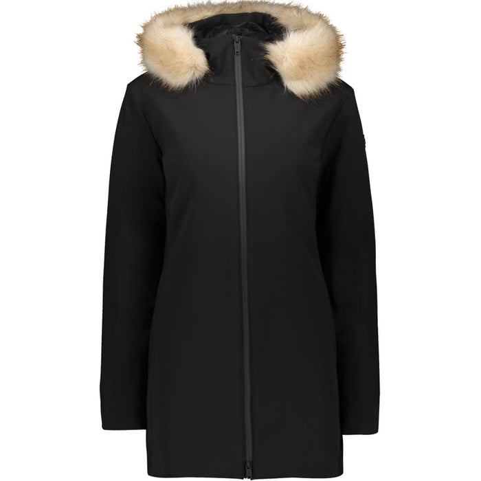 CMP Woman Parka L-Softshell WP5000 Parka U901 Nero