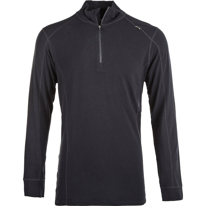 ELITE LAB Wool X1 Elite M Midlayer Midlayer 1001 Black
