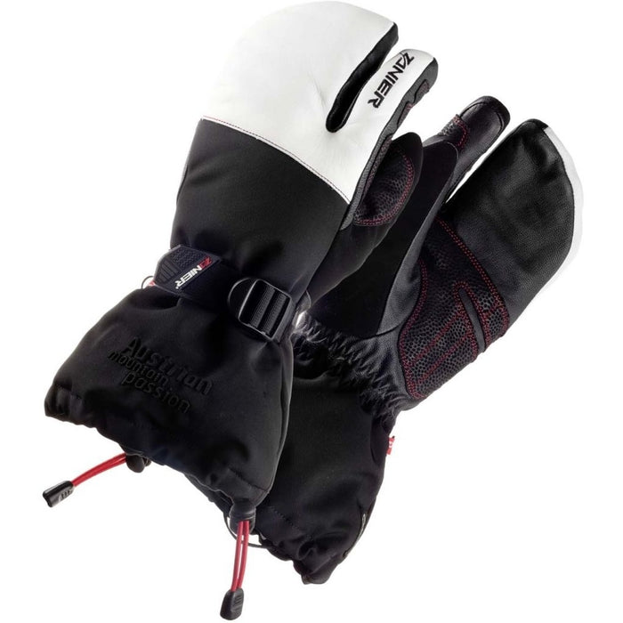 ZANIER X-Treme XGX Gore-tex 3-Finger Glove Gloves Z-21 black