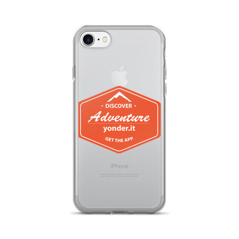 Yonder Discover Adventure iPhone Case