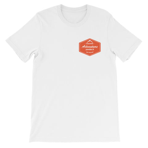 Yonder Discover Adventure Pocket Logo T-Shirt