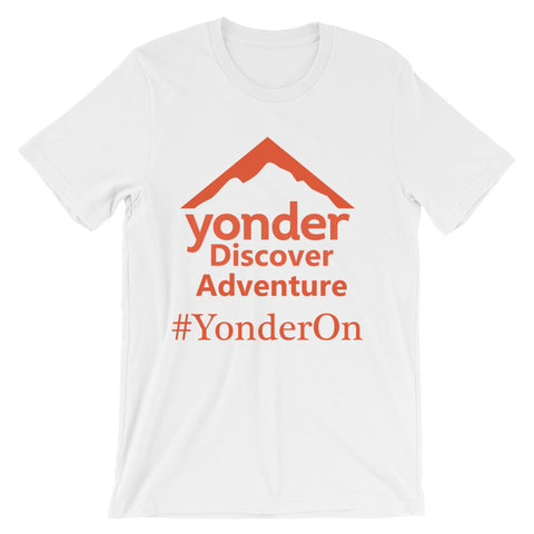 Yonder Discover Adventure T-shirt