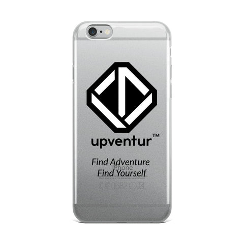 Upventur iPhone Case